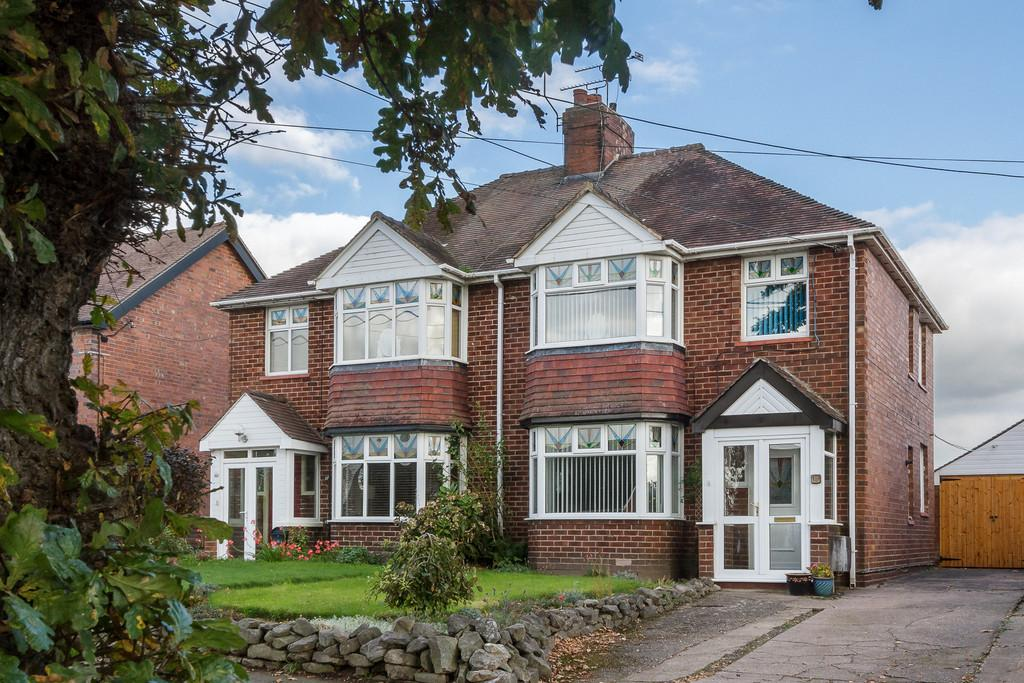 3 Bedrooms Semi Detached House for sale in Wybunbury, Cheshire