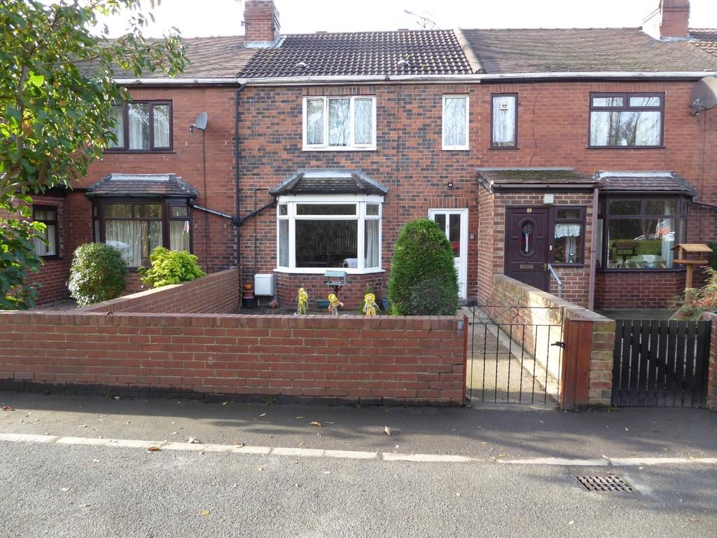 2 Bedrooms Terraced House for sale in Trevor Terrace, Carr Gate