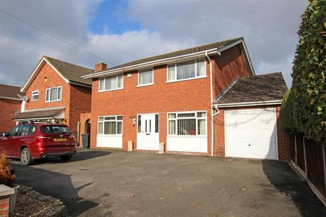 4 Bedrooms Detached House for sale in Wembdon Road, Bridgwater