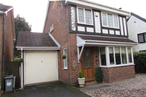 3 bedroom detached house for sale - Tanwood Close, Solihull