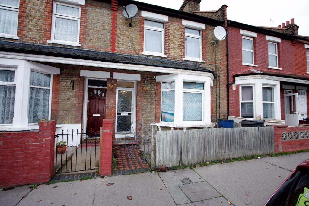 3 Bedrooms Terraced House for sale in Fairholme Road, Croydon, CR0 3PJ