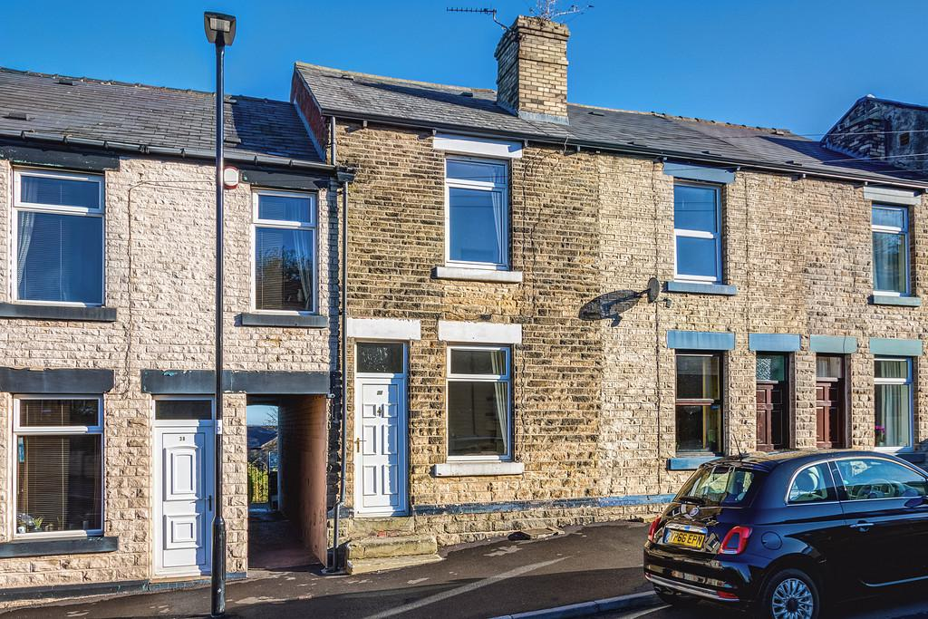 2 Bedrooms Terraced House for sale in Compton Street, Walkley, Sheffield