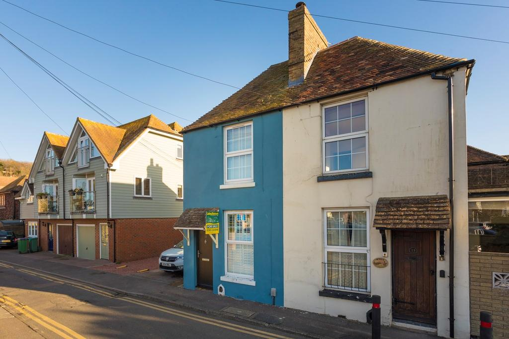 2 Bedrooms Semi Detached House for sale in Mount Street, Hythe, CT21