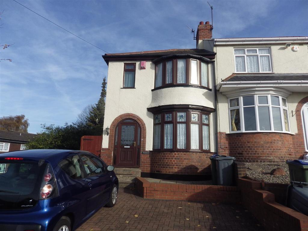3 Bedrooms End Of Terrace House for sale in Corngreaves Road, Cradley Heath