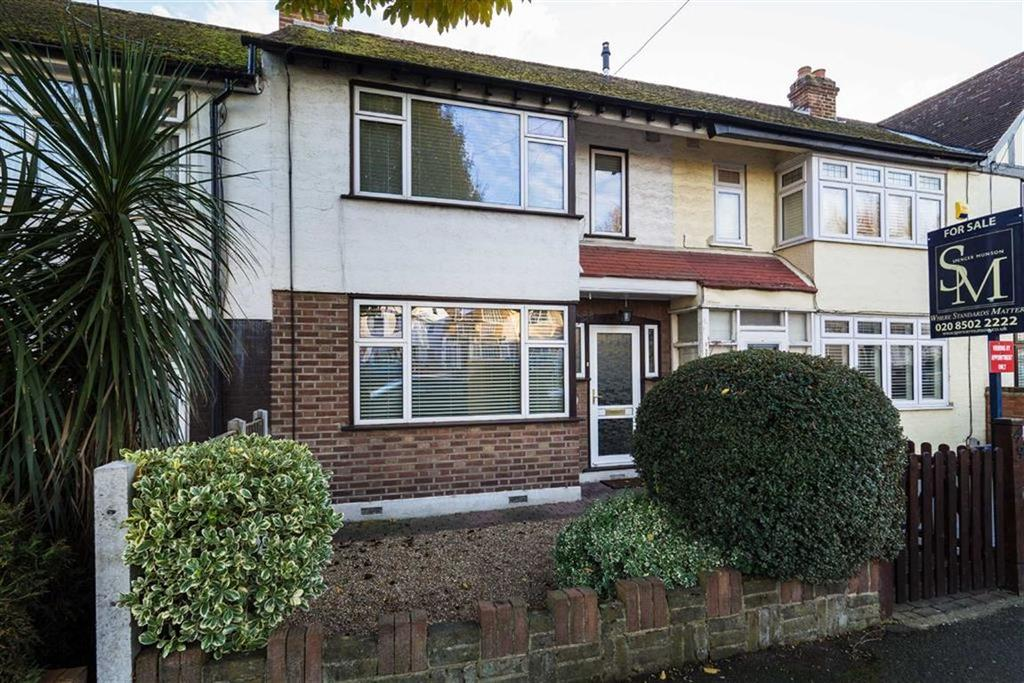 3 Bedrooms Terraced House for sale in Southview Road, Loughton, Essex