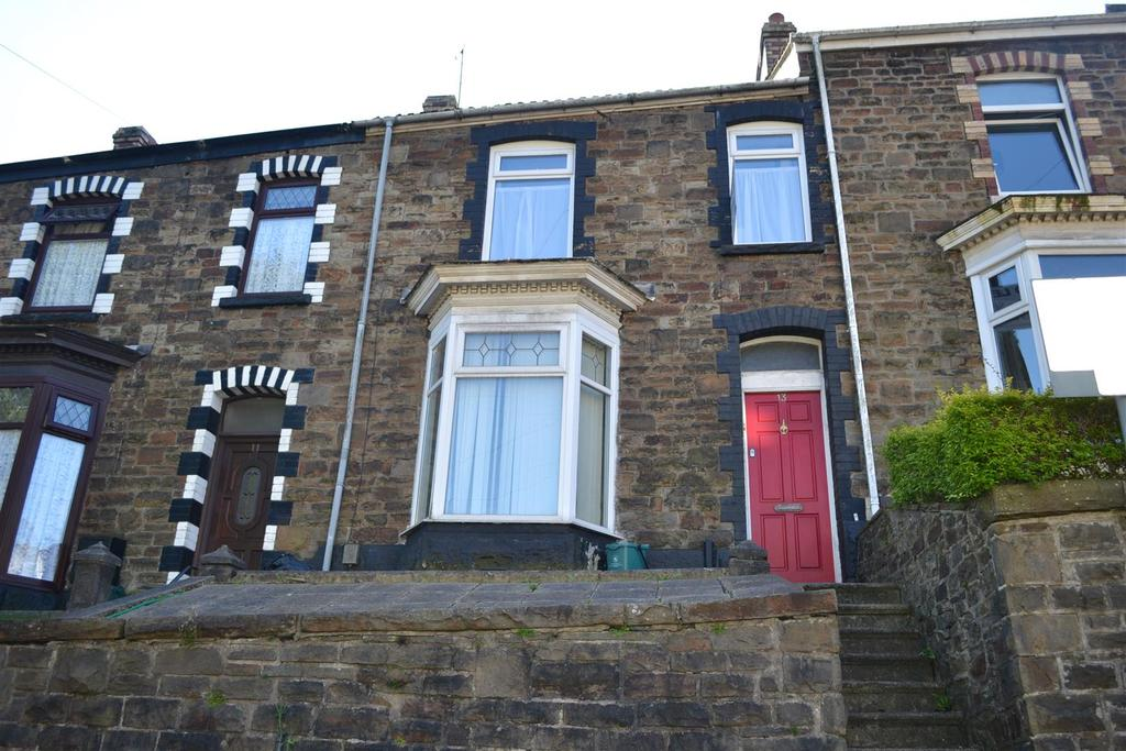 4 Bedrooms Terraced House for sale in Terrace Road, Swansea