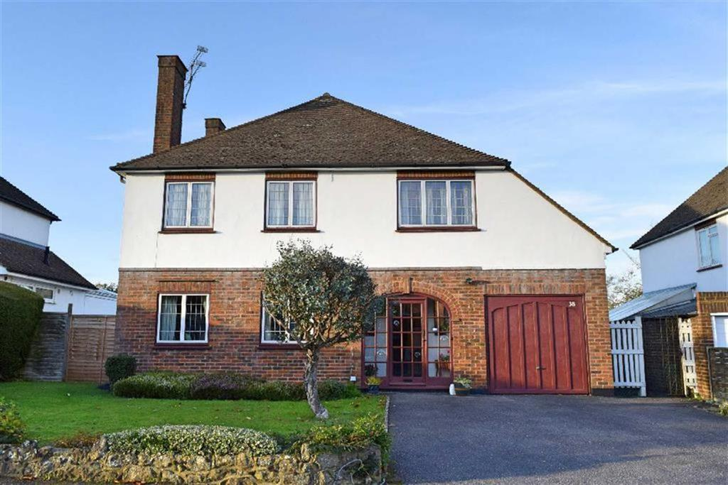 4 Bedrooms Detached House for sale in Marlborough Crescent, Sevenoaks, TN13