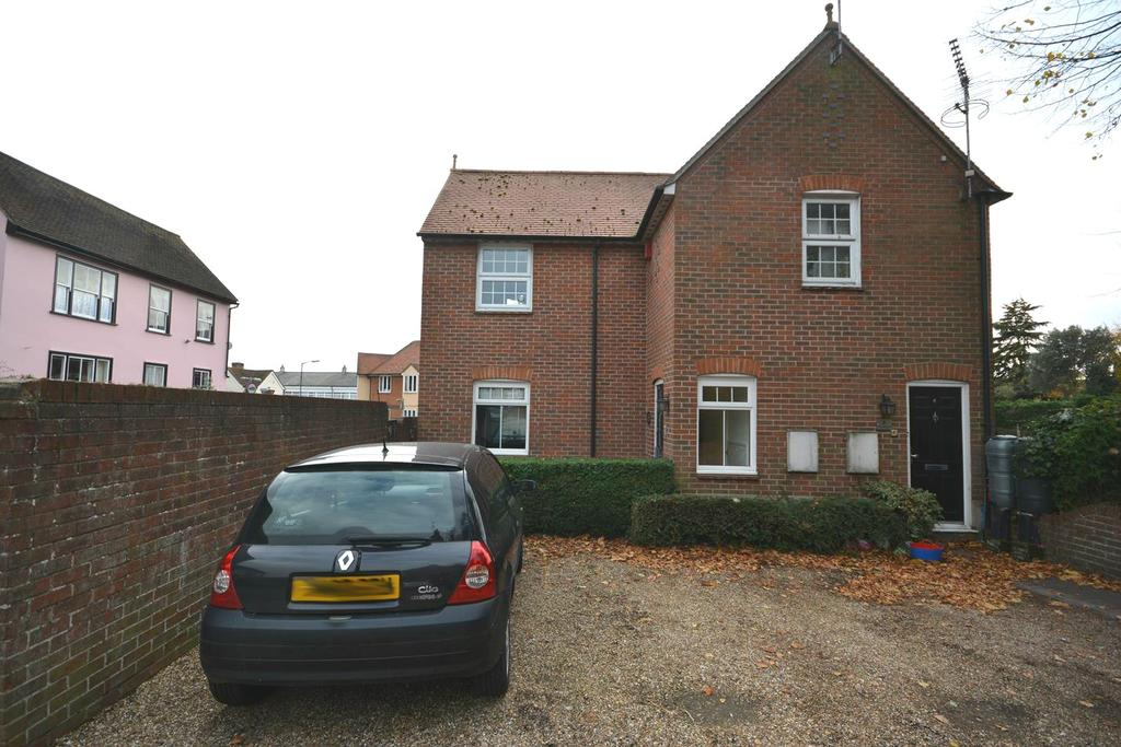 2 Bedrooms Ground Maisonette Flat for sale in The Pines, New Street, Braintree, Essex, CM7