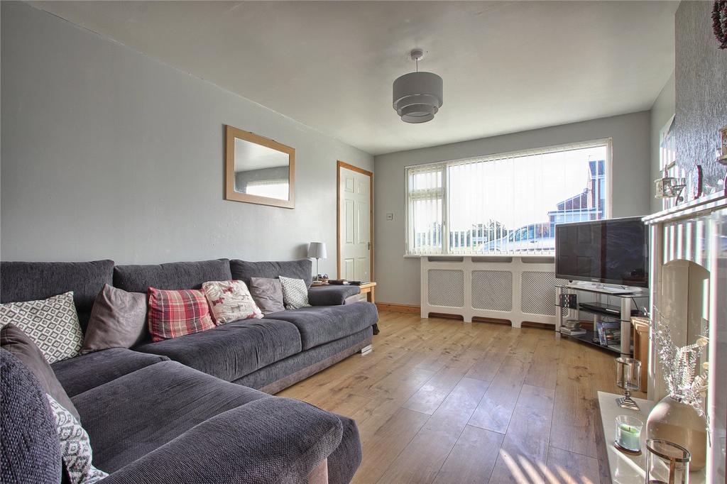 3 Bedrooms Semi Detached House for sale in Hambleton Crescent, Marske-by-the-Sea