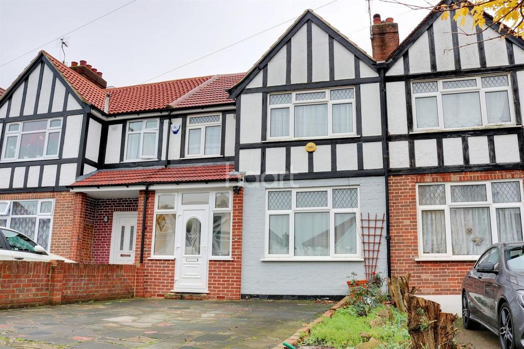3 Bedrooms Terraced House for sale in Fisher Road, HA3