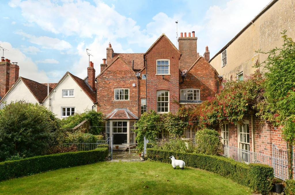 5 Bedrooms Town House for sale in Couching Street, Watlington