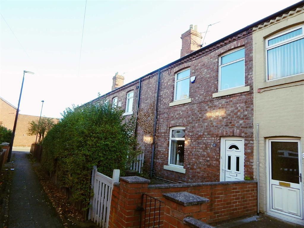 3 Bedrooms Terraced House for sale in Jubilee Street, Wallsend, Tyne And Wear, NE28