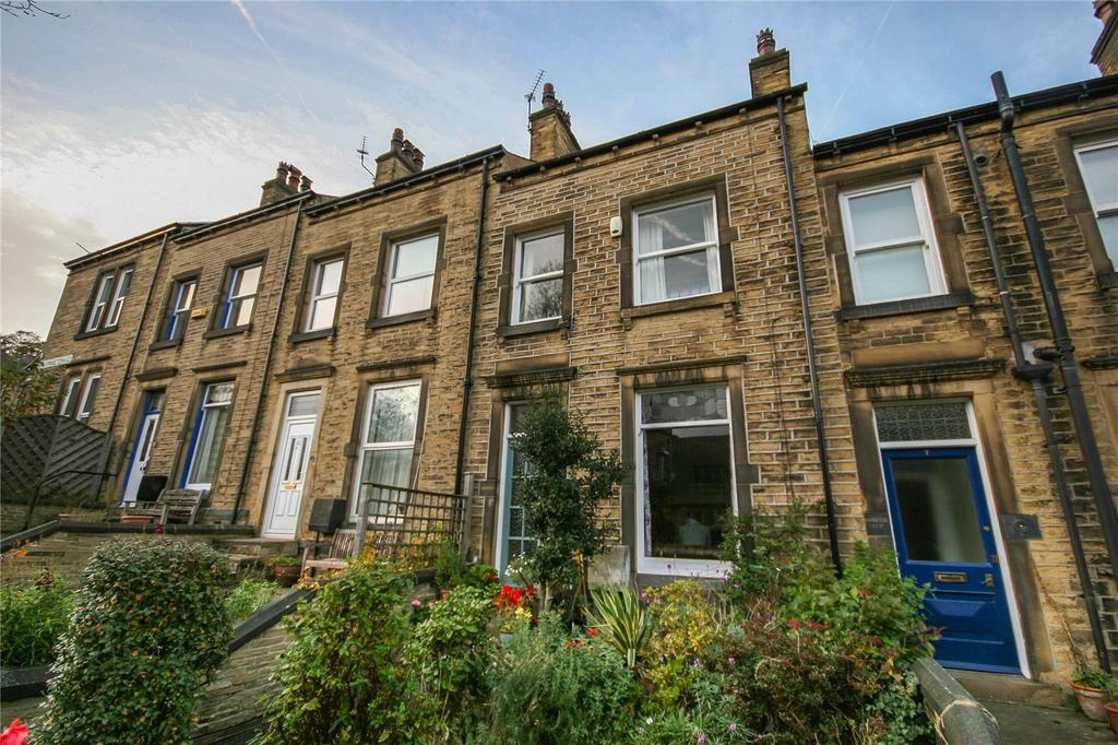 3 Bedrooms Terraced House for sale in Wheathouse Terrace, Birkby, Huddersfield, West Yorkshire, HD2