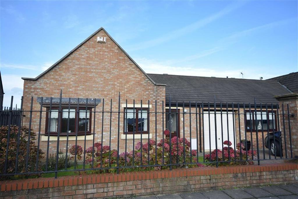 2 Bedrooms Semi Detached Bungalow for sale in Harbour View, South Shields