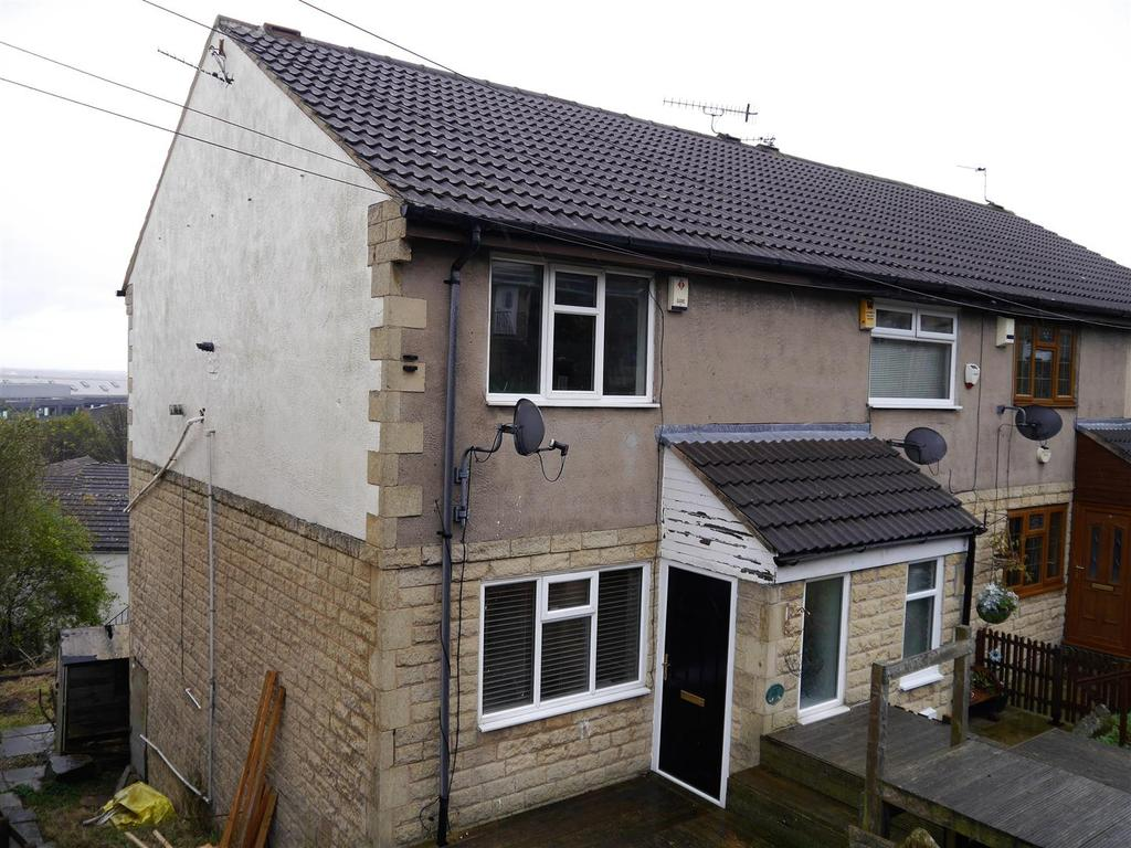2 Bedrooms Town House for sale in Astral View, Wibsey, Bradford, BD6 3AL