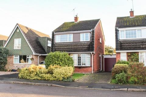 3 bedroom detached house for sale - 10 Beech Close, Newport, Shropshire, TF10 7ED