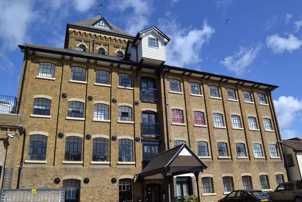 1 Bedroom Ground Flat for sale in The Mill Apartments, East Street, Colchester, Essex, CO1