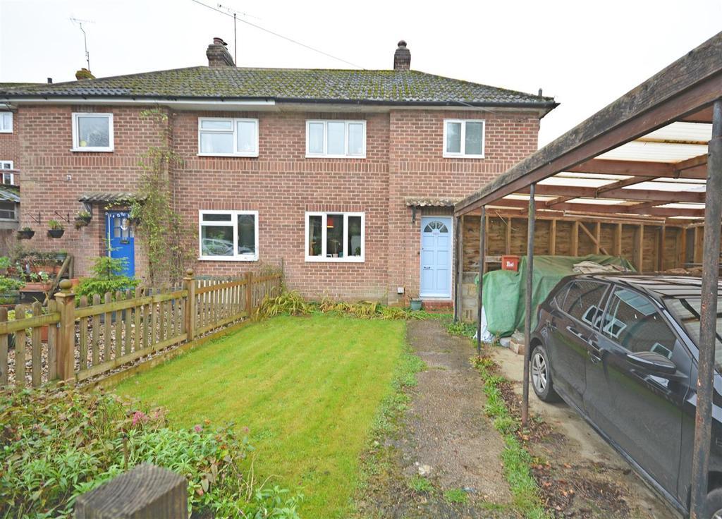 2 Bedrooms Semi Detached House for sale in Netherfield Road, Battle