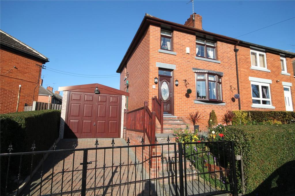 3 Bedrooms Semi Detached House for sale in Croft Street, Worsbrough, Barnsley, S70