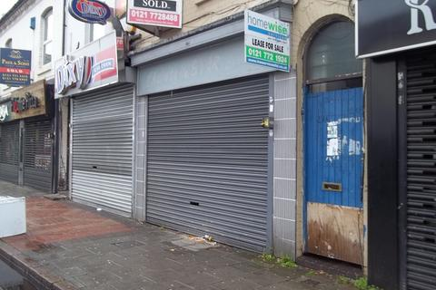 Property to rent - Commercial / Shop – Ladypool Rd  B12 8LG with A3 consent