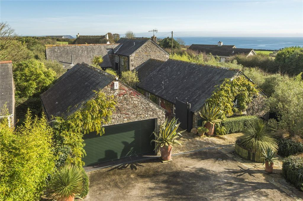 4 Bedrooms Unique Property for sale in Treviskey, Portloe, Truro, Cornwall, TR2