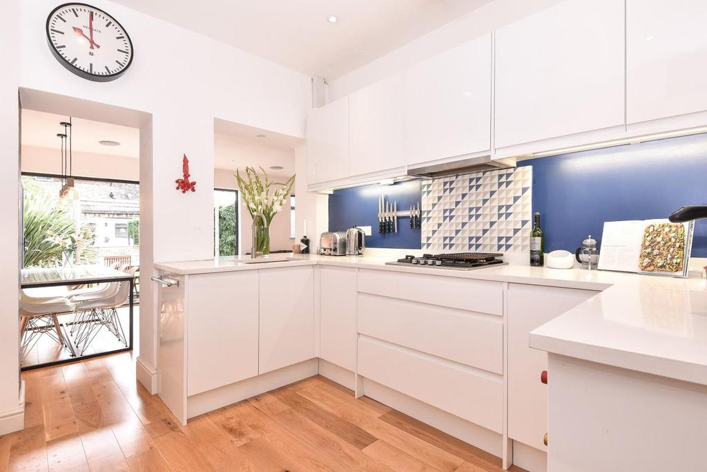 2 Bedrooms Flat for sale in Mexfield Road, Putney