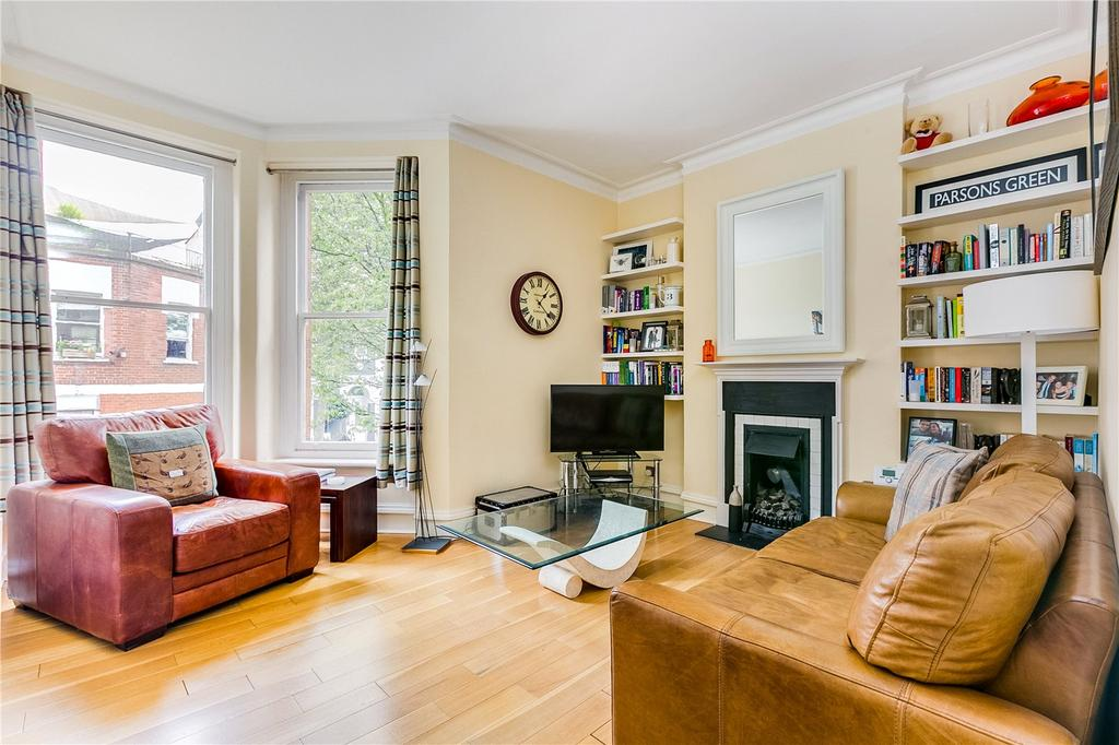 2 Bedrooms Flat for sale in Ranelagh Mansions, Parsons Green, Fulham, London