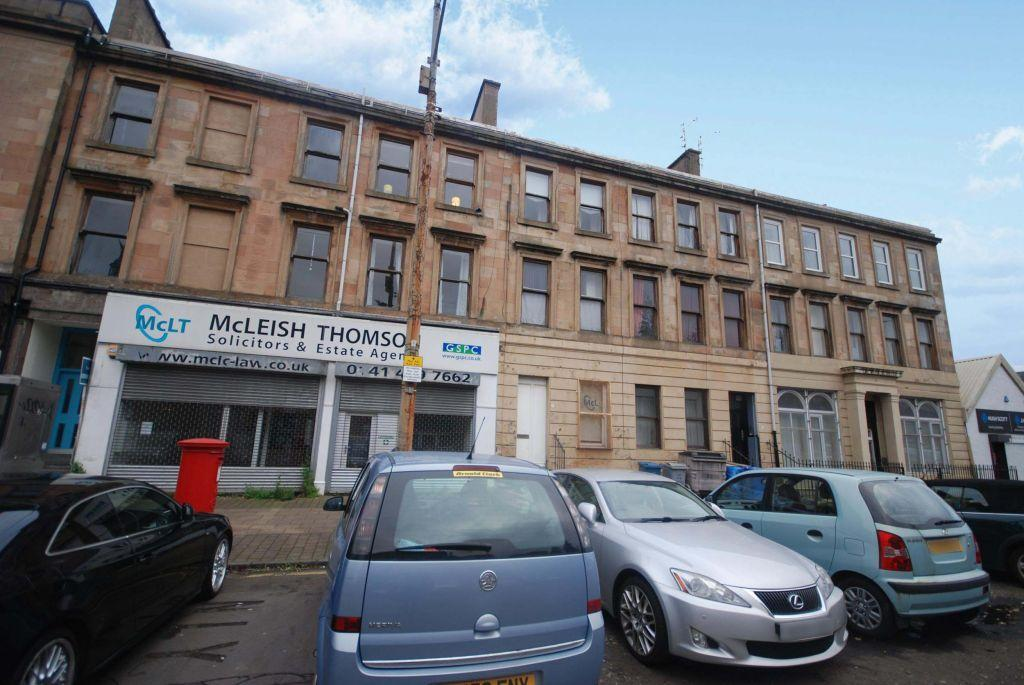 3 Bedrooms Flat for sale in 1/1, 5 Admiral Street, Kinning Park, Glasgow, G41 1HP