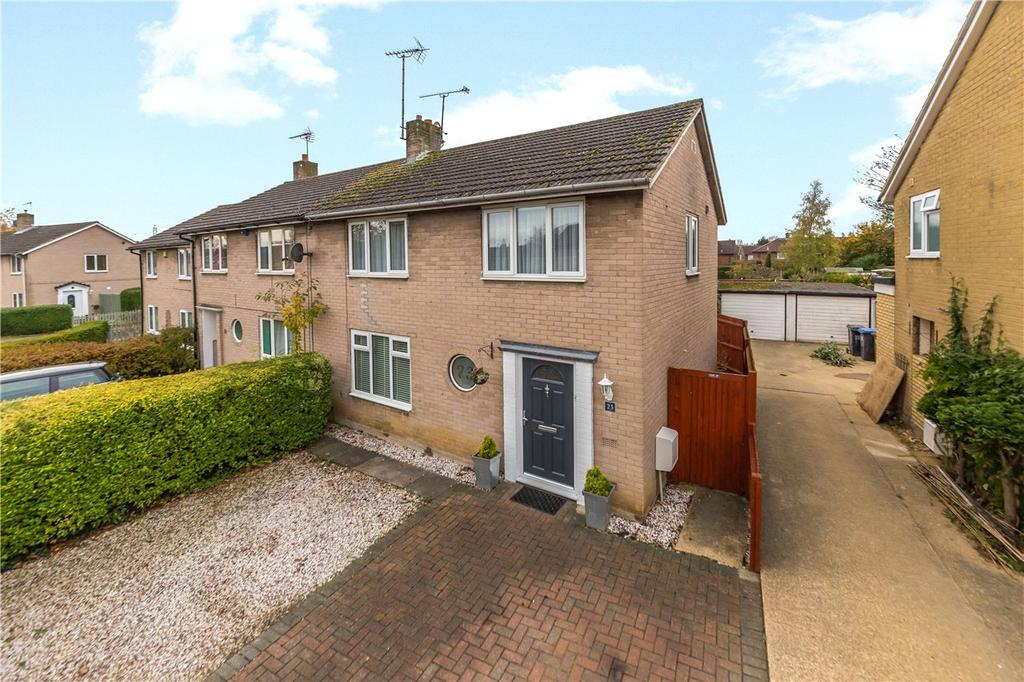 3 Bedrooms End Of Terrace House for sale in Middlefield, Welwyn Garden City, Hertfordshire