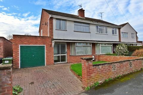 3 bedroom semi-detached house for sale - Glebe Close, Credenhill, Hereford