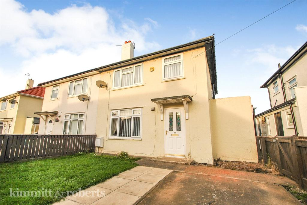 3 Bedrooms Semi Detached House for sale in Avenue Vivian, Fencehouses, Houghton le Spring, DH4