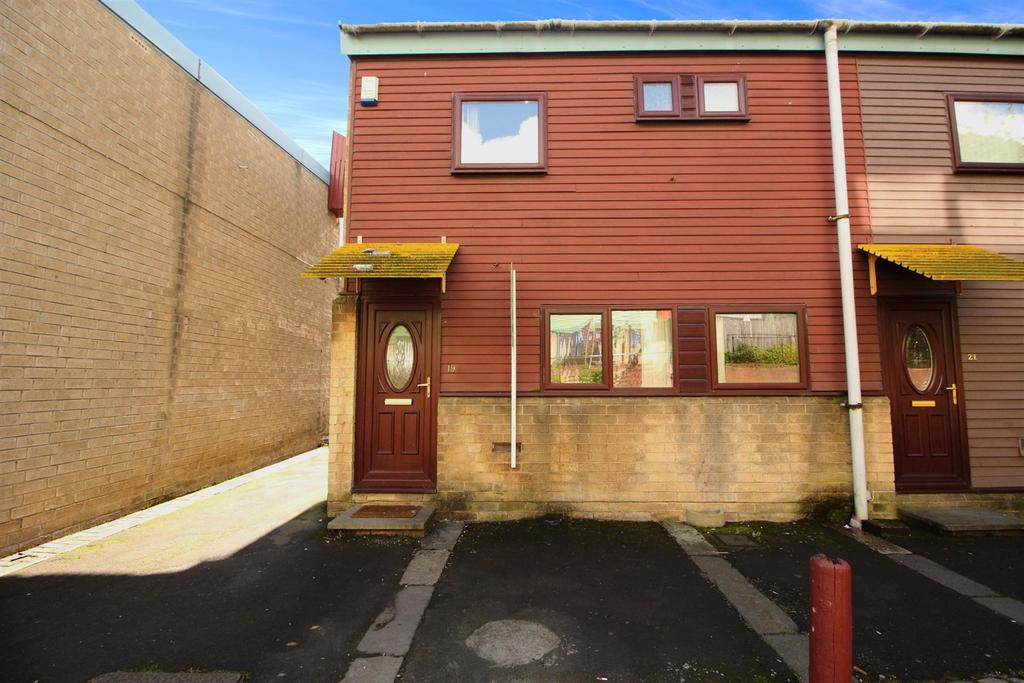 3 Bedrooms Terraced House for sale in Chirton Wynd, Newcastle Upon Tyne