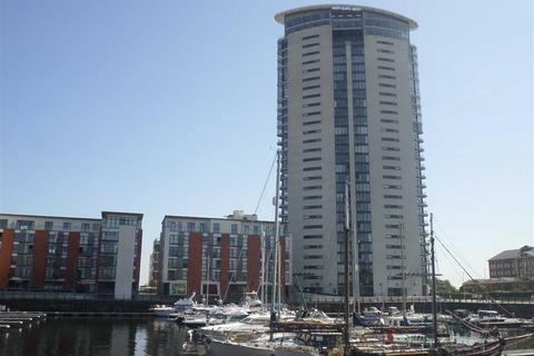 1 bedroom retirement property for sale - Meridian Tower, Trawler Road, Swansea