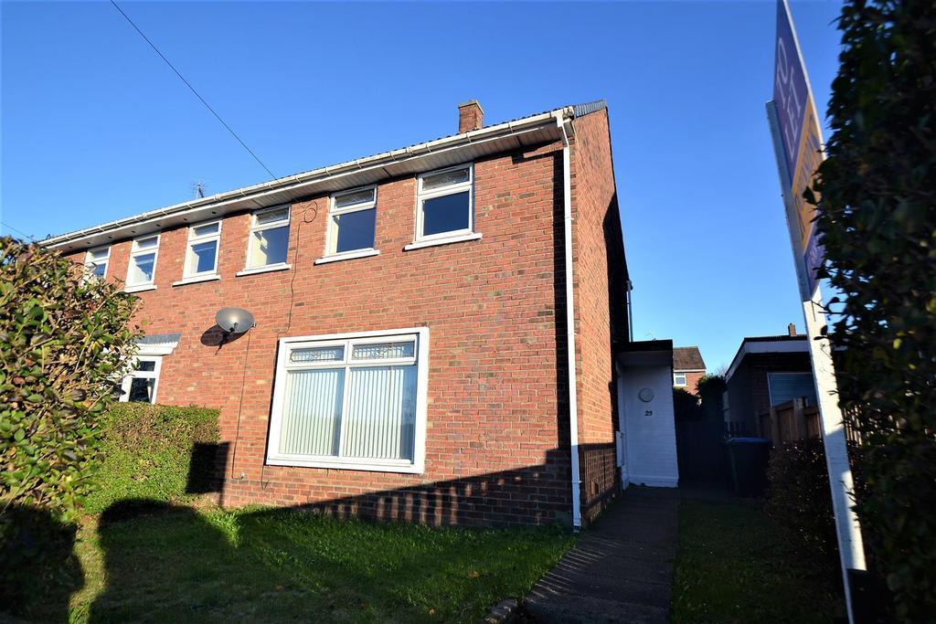 2 Bedrooms Semi Detached House for rent in Tudhoe Moor, Spennymoor