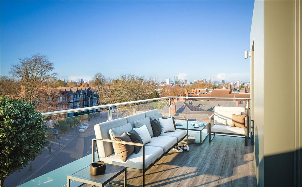 2 Bedrooms Flat for sale in Moseley Central, Alcester Road, Moseley, Birmingham, B13