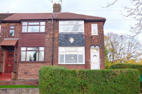 3 bedroom end of terrace house for sale - Woodlands Road, Crumpsall, Manchester, M8