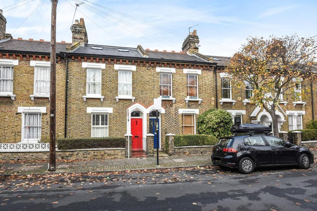 3 Bedrooms Terraced House for sale in Ashbury Road, Battersea