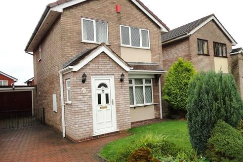 3 bedroom detached house to rent - Batten Close, Meir Park, Stoke on Trent
