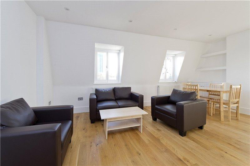 2 Bedrooms Flat for sale in Eardley Crescent, London, SW5