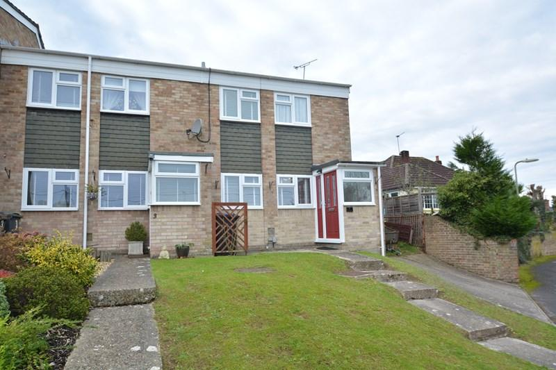 2 Bedrooms End Of Terrace House for sale in Belmont Close, Andover