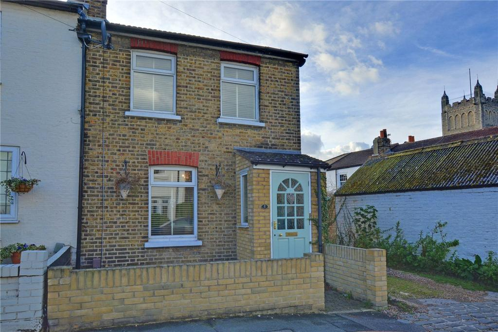 2 Bedrooms End Of Terrace House for sale in Queens Road, Chislehurst, BR7