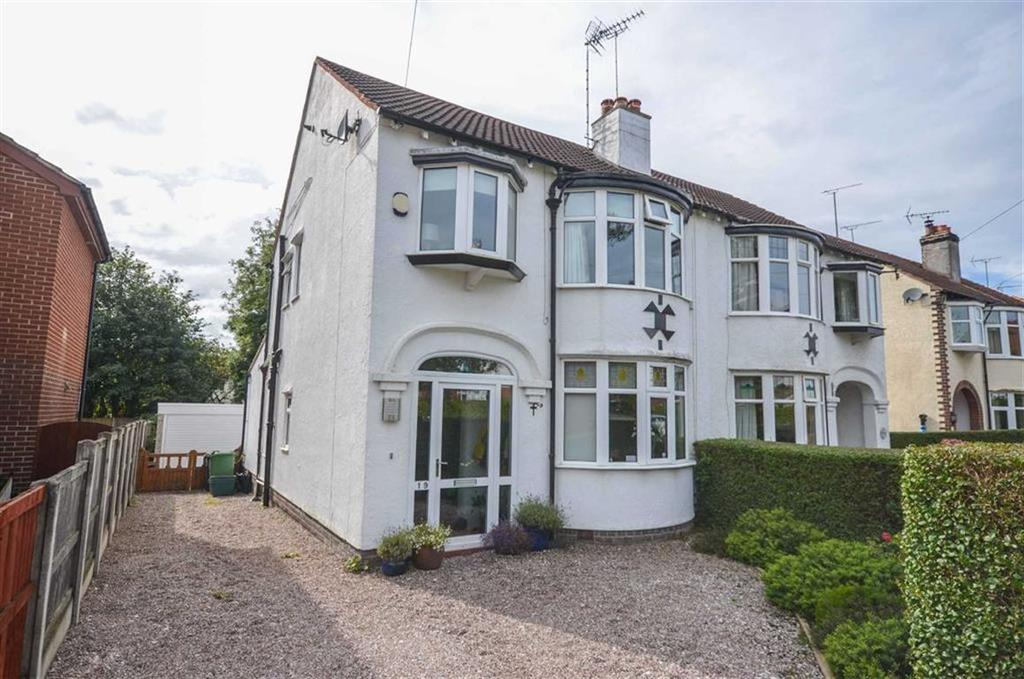 3 Bedrooms Semi Detached House for sale in Park Walk, Newton, Chester, Chester