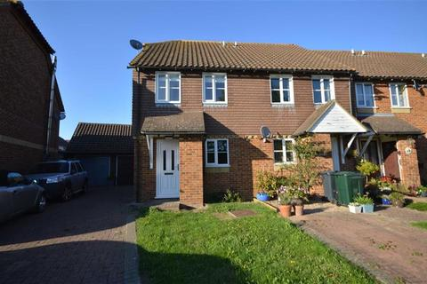 2 bedroom end of terrace house to rent - Quince Orchard, Ashford, Kent