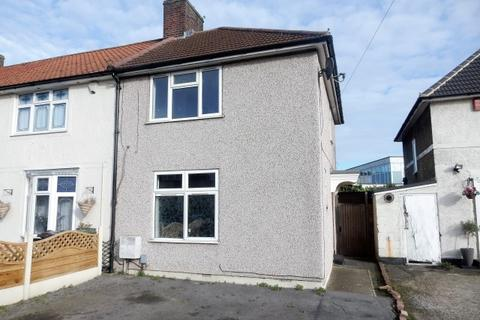 2 bedroom end of terrace house to rent - WREN ROAD, DAGENHAM RM9