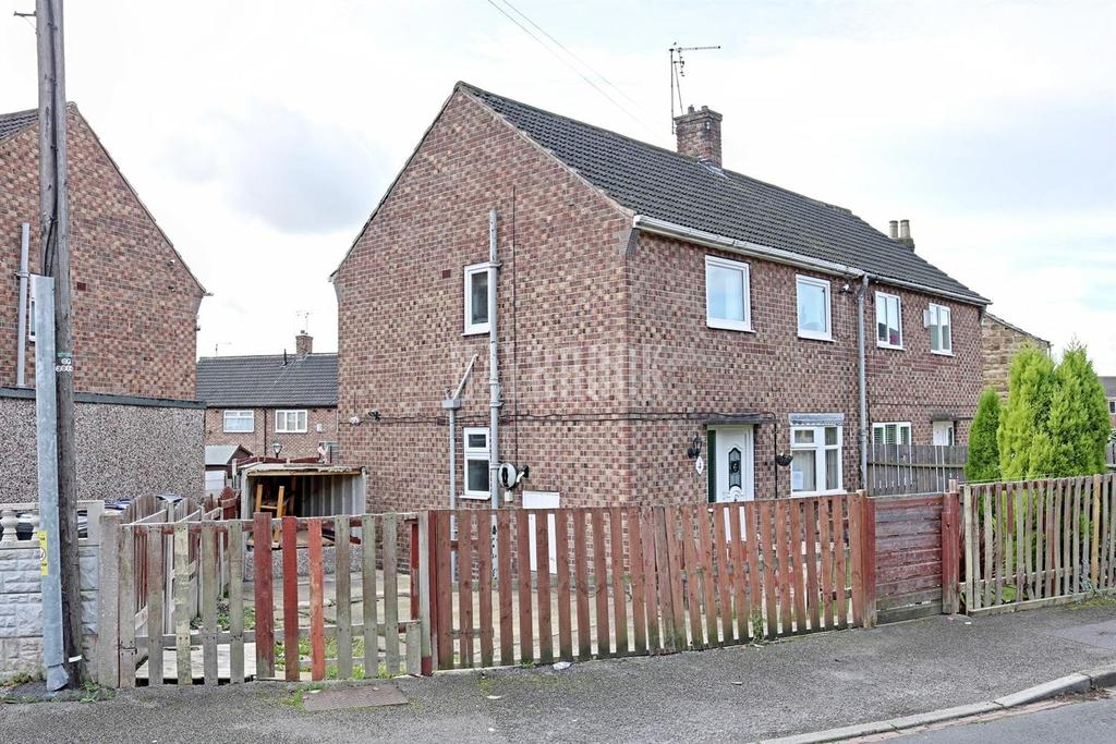 3 Bedrooms Semi Detached House for sale in Pantry Well, Worsbrough