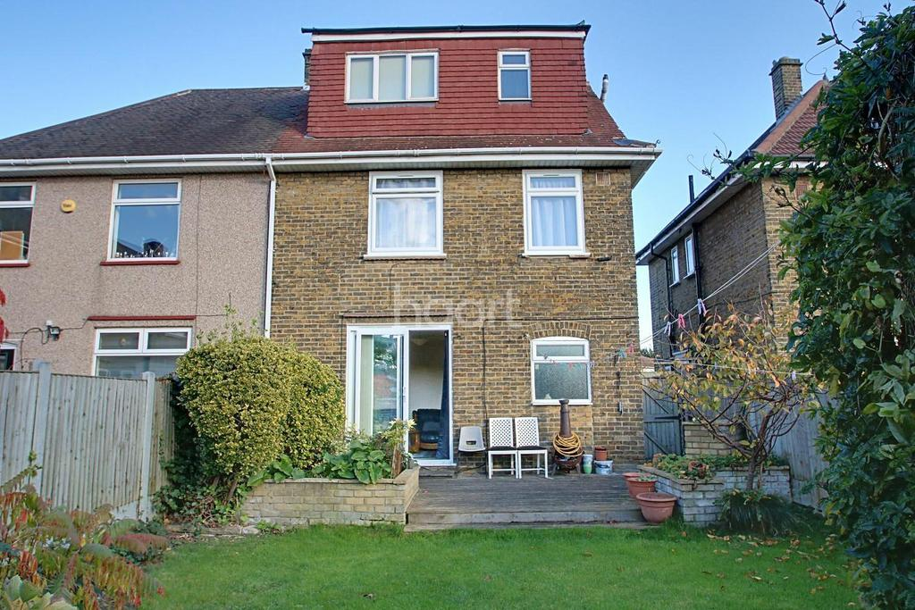 4 Bedrooms Semi Detached House for sale in Campden Crescent, Dagenham