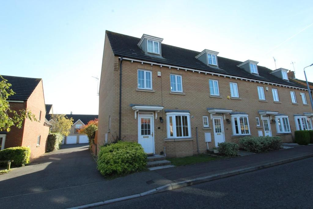 4 Bedrooms End Of Terrace House for sale in Epping Way, Witham, Essex, CM8