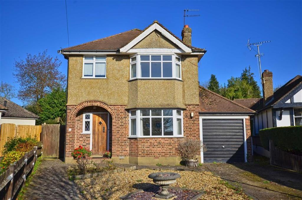 3 Bedrooms Detached House for sale in Strangeways, Watford, Hertfordshire