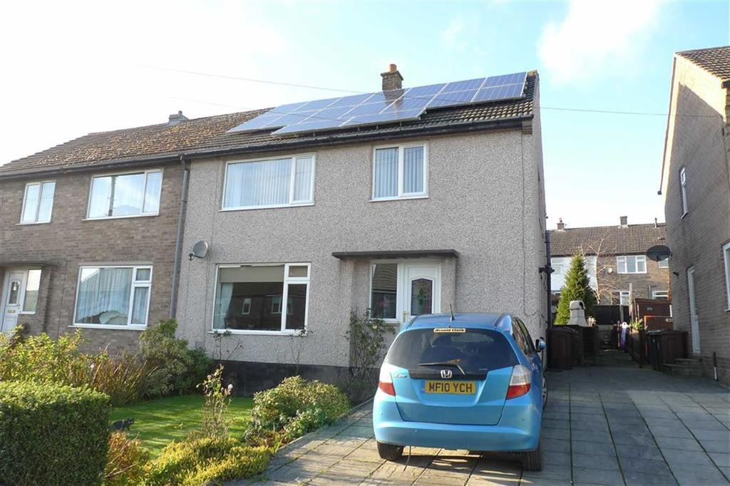 4 Bedrooms Semi Detached House for sale in Thornsett Avenue, Buxton, Derbyshire