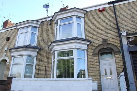 3 bedroom terraced house to rent - Spring Bank West, Hull, HU3